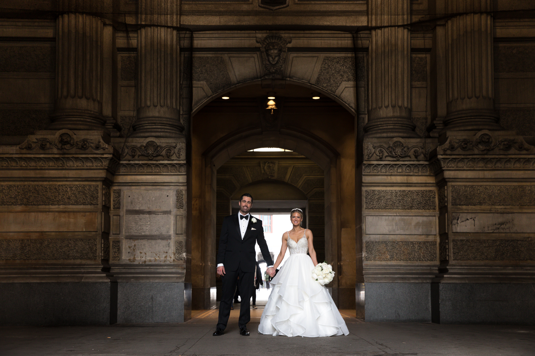 Kelsey and Mike Hyatt at the Bellevue Philadelphia Wedding-52.jpg