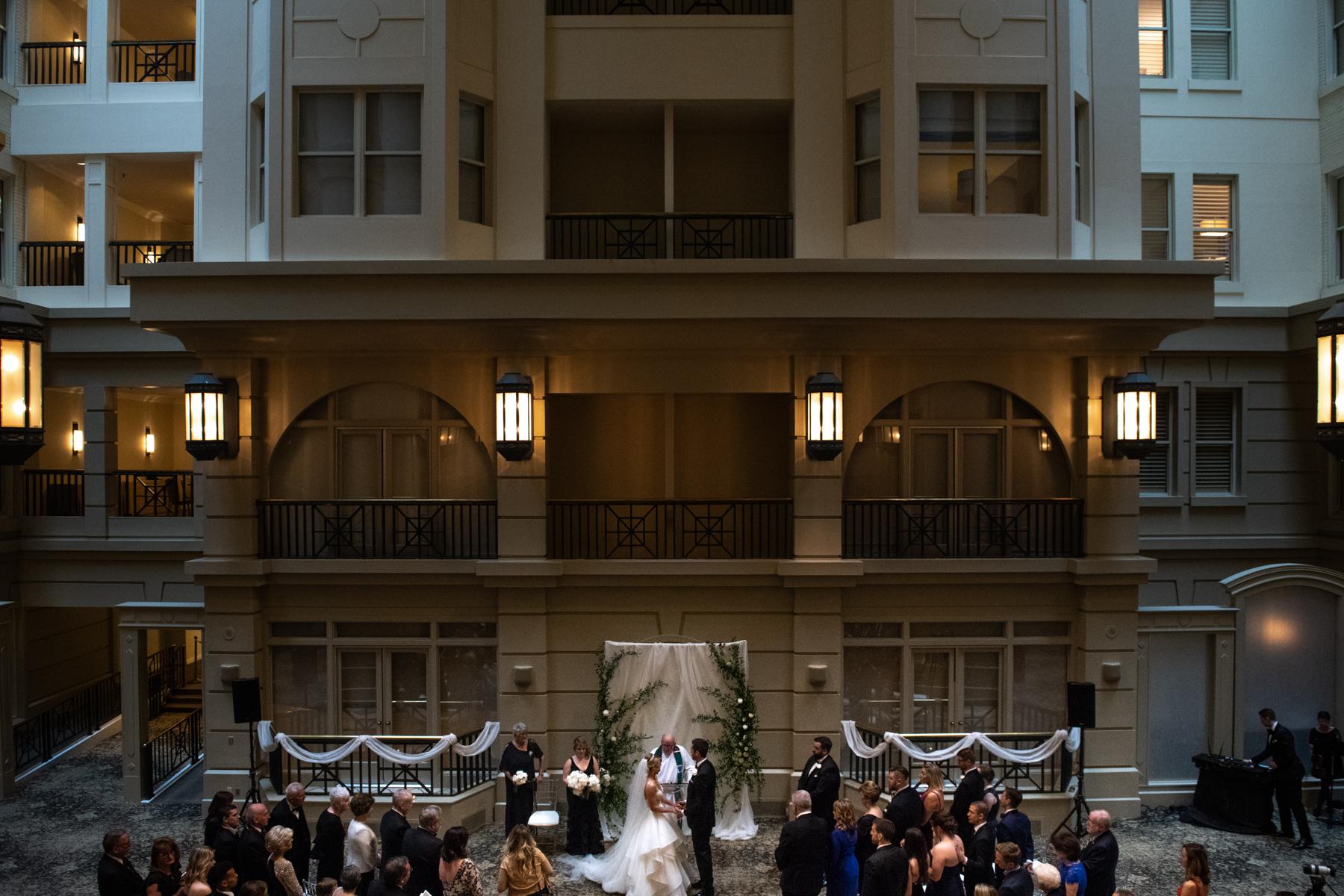 Kelsey and Mike Hyatt at the Bellevue Philadelphia Wedding-60.jpg