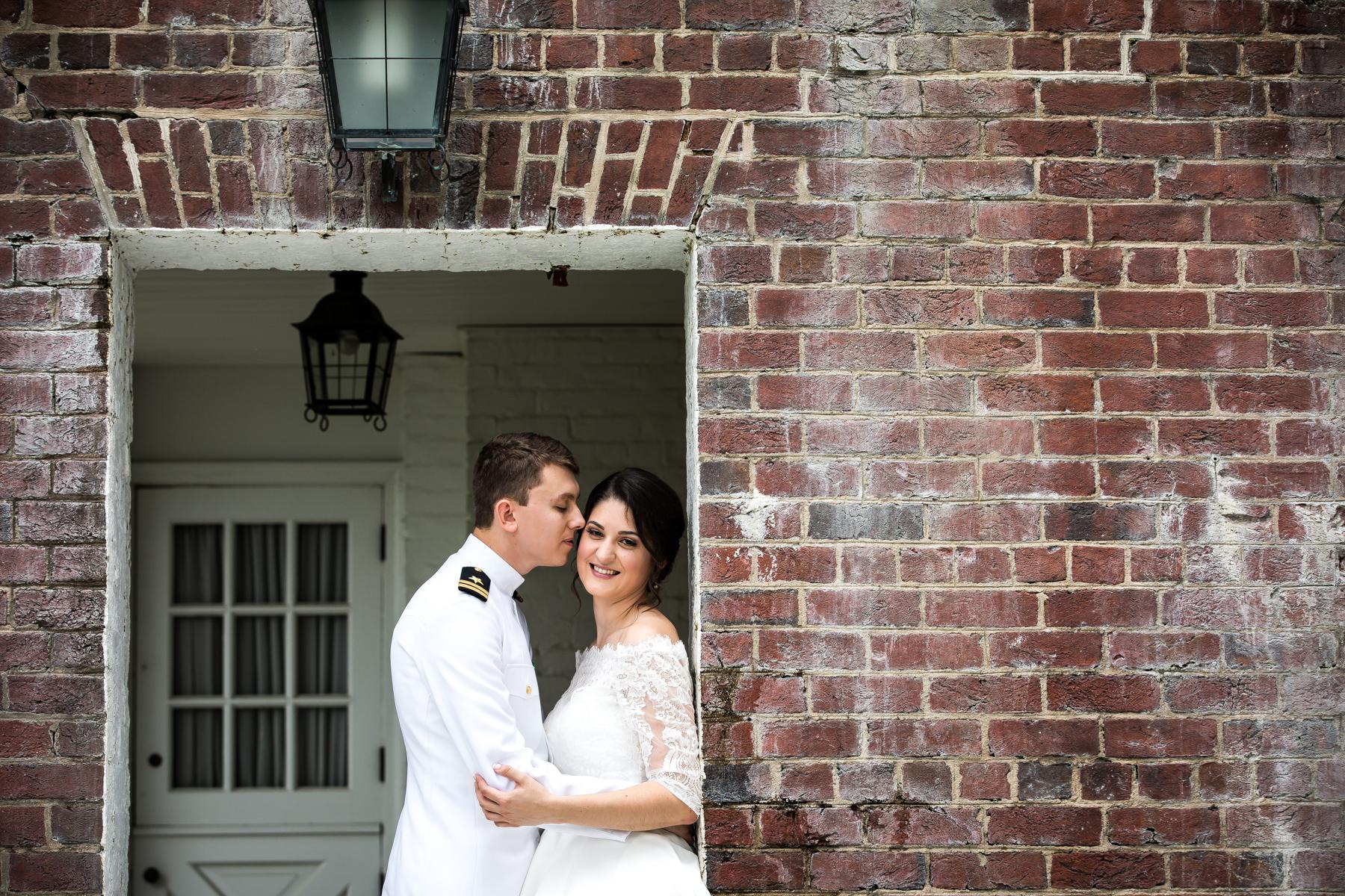 Maria and John at Baltimore County Club Roland Park Wedding Maryland-22.jpg