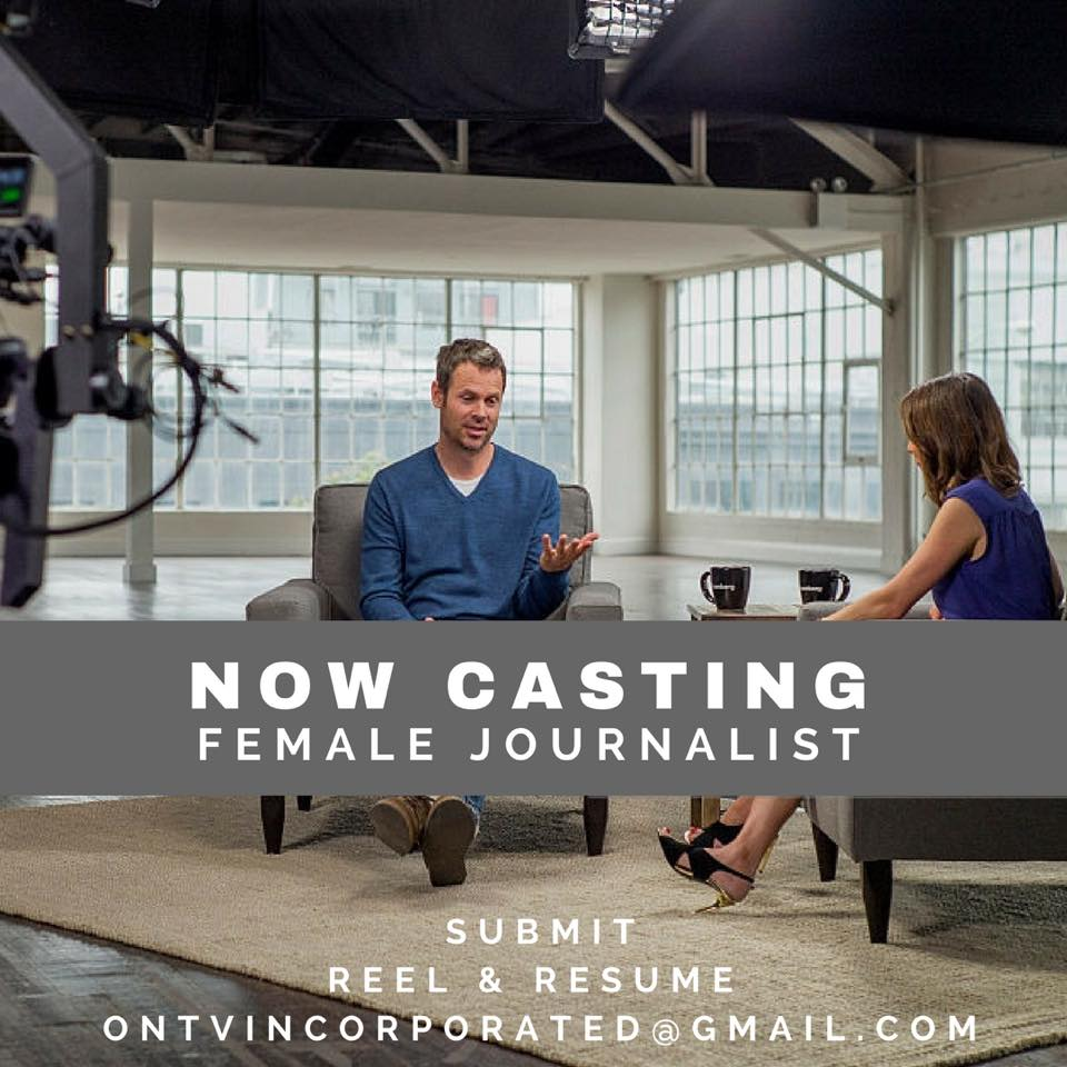 CASTING CLOSED  | PLEASE STILL APPLY TO BE ADDED TO OUR DATABASE FOR FUTURE PROJECTS