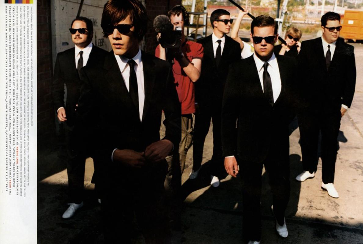 The Hives for GQ