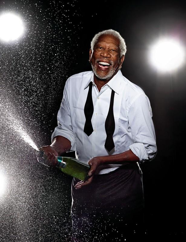 Morgan Freeman for AARP