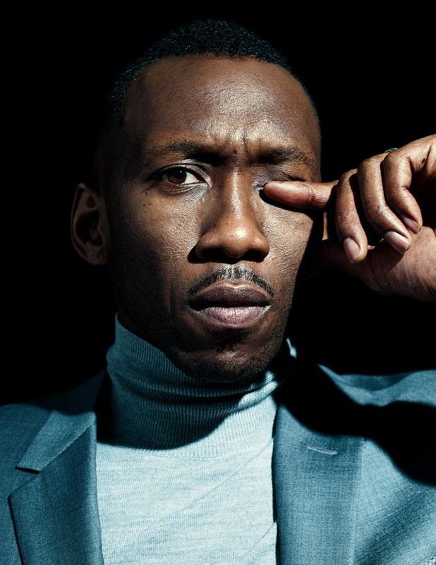 Mahershala Ali for GQ