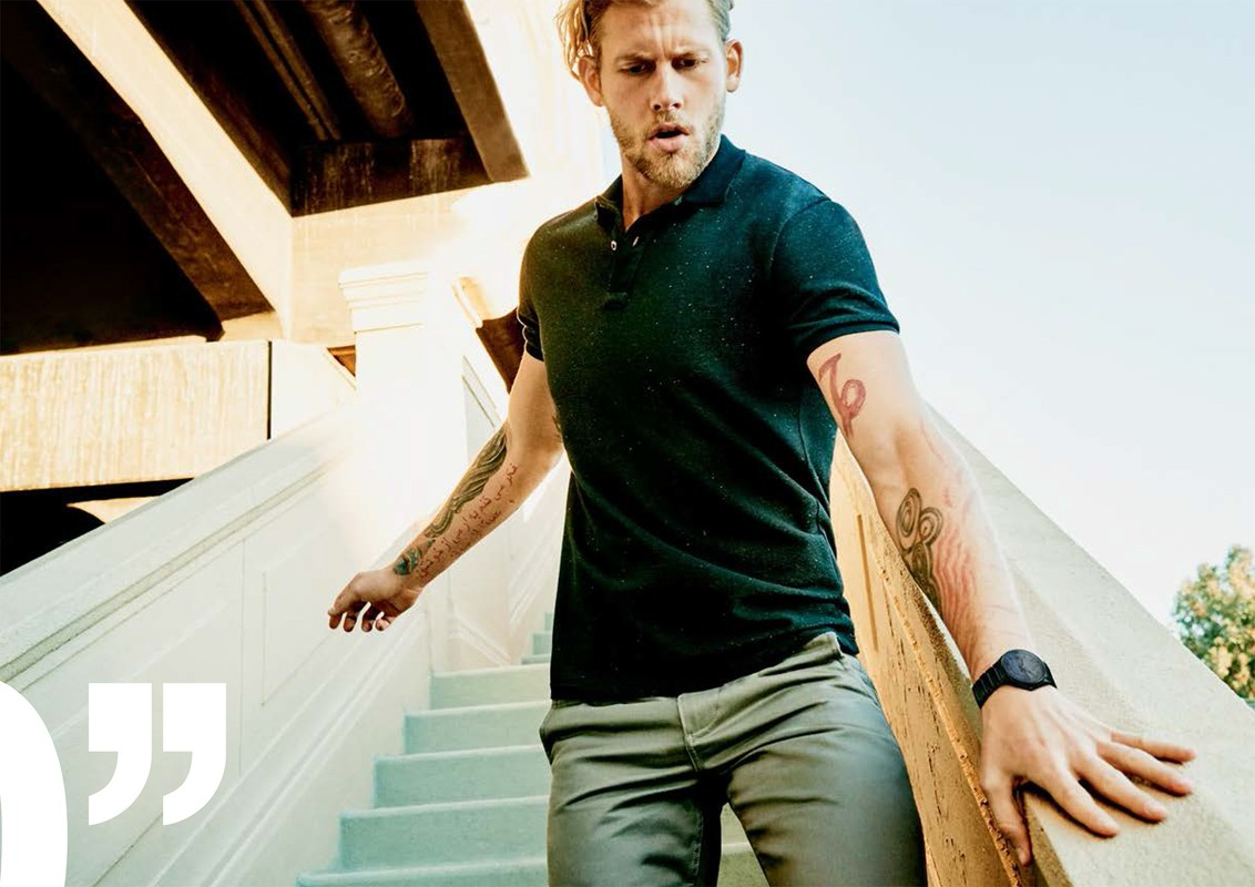 GQ France Watch Story w/ Kane