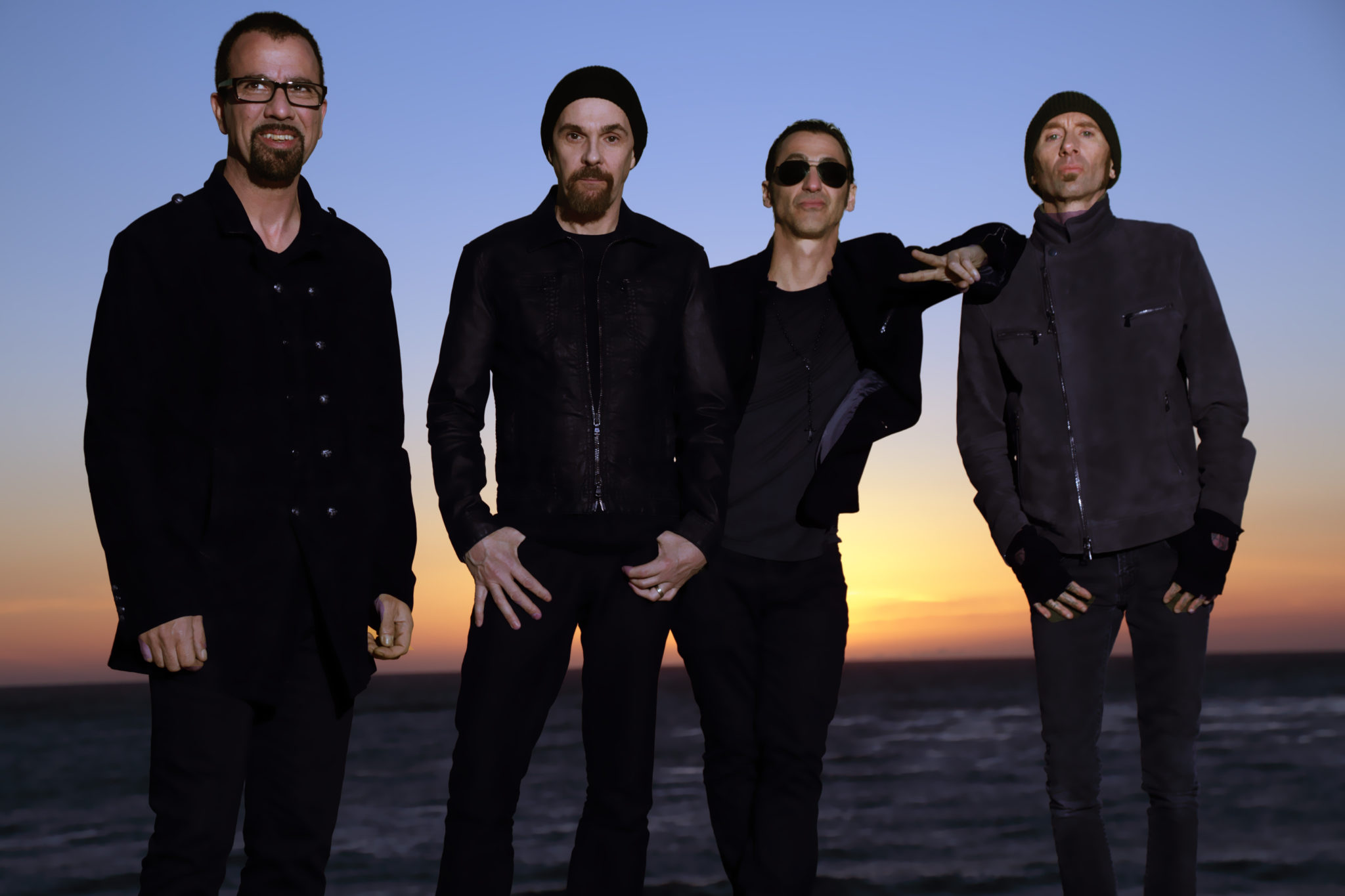 Godsmack Album and Tour Assets