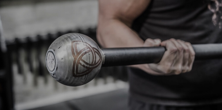 My custom Mjölnir Thor Steel Mace