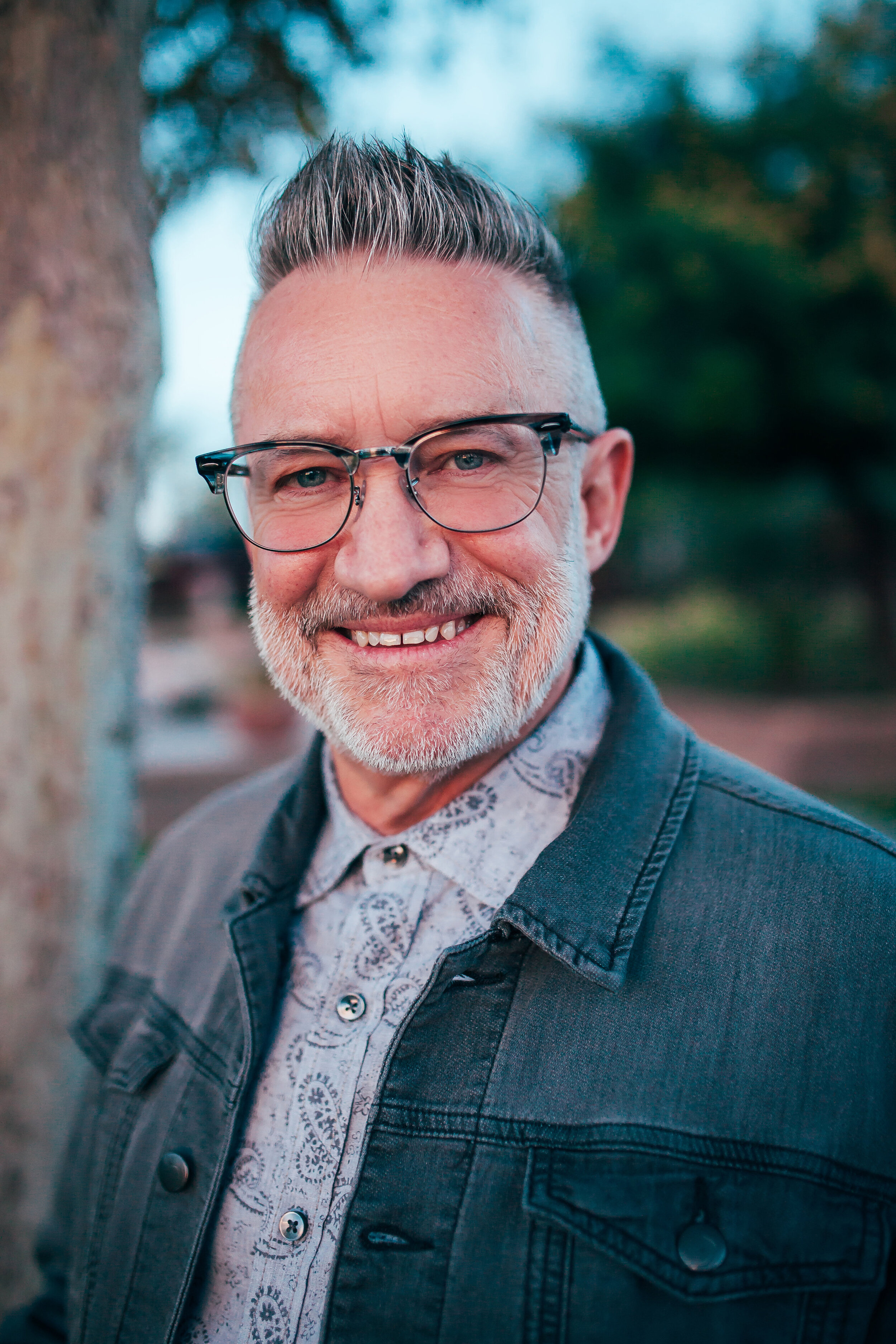 Ps. Paul Owens - We are excited to welcome Paul Owens - senior pastor of Fresh Start Church in Peoria (AZ), a multi-racial, multi-cultural church, where the word of God is being proclaimed boldly and lives are being changed through the power of the Holy Spirit.