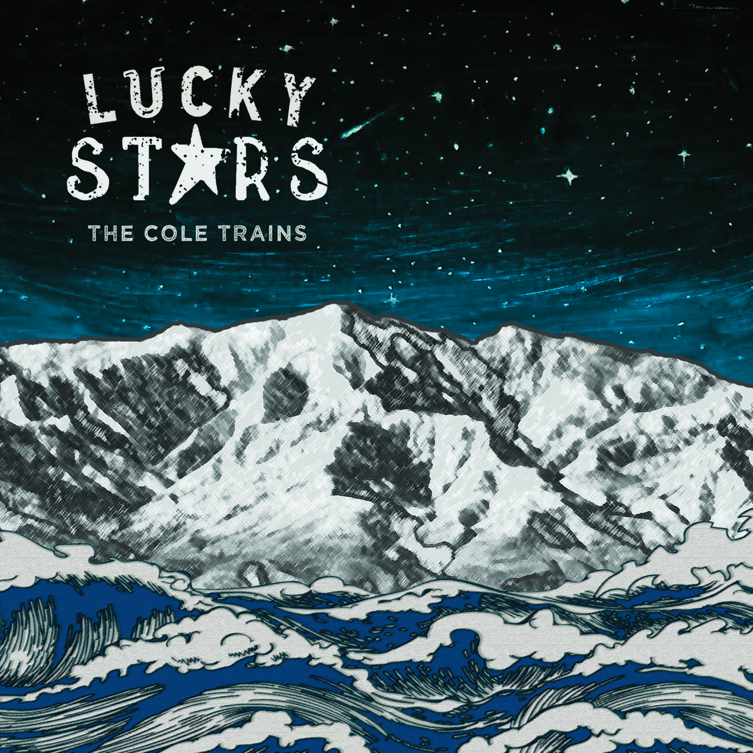 The Cole Trains - Lucky Stars - Album Cover.jpg