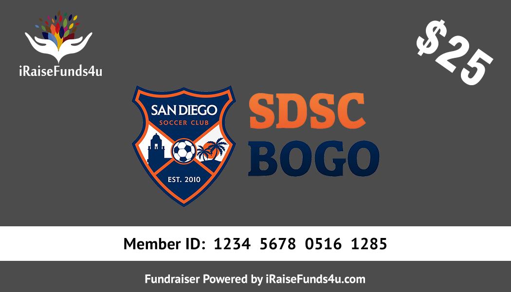 SDSC-BOGO