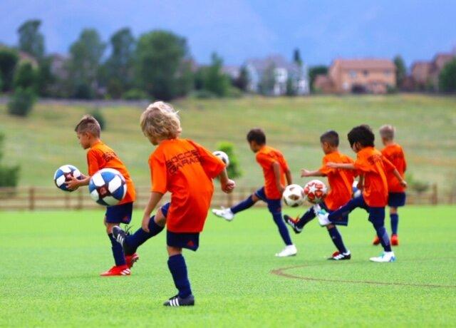 Camps & Clinics — San Diego Soccer Club