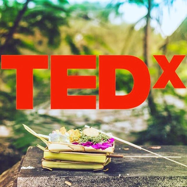 Why I would redo my Ted talk... in case you missed it on the podcast:) AND—my Ted talk happen to be in Bali for anyone wondering about the incense offering in this pic! .  https://itunes.apple.com/us/podcast/the-enlightened-entrepreneur/id1432259453?mt=2&i=1000419073995  #theenlightenedentrepreneur #tedx #bali