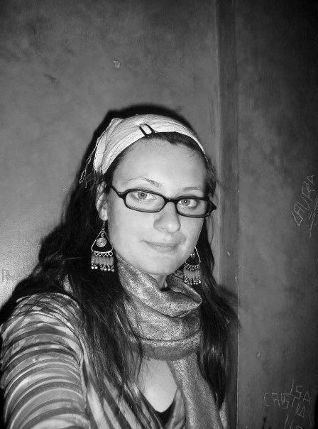 20-year old Seville-dwelling me