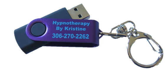 Audio recording hypnotherapy