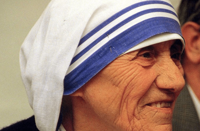 Mother Teresa blog