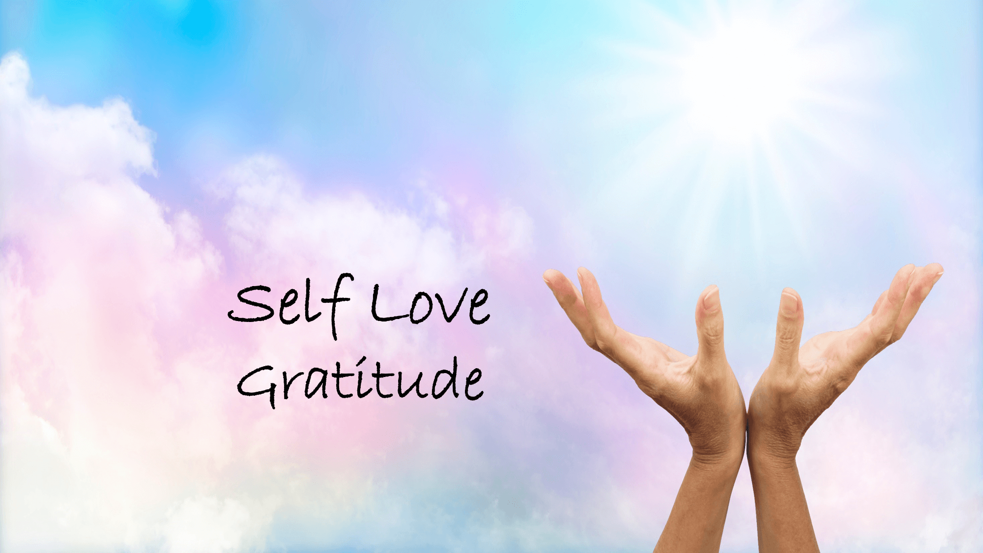 Gratitude - Feeling stuck or negative?Journey to a wonderful place in your imagination where you review the many aspects in your life for which you are truly grateful.