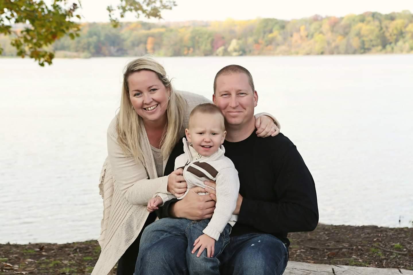 Rachelle, Scott & Mason