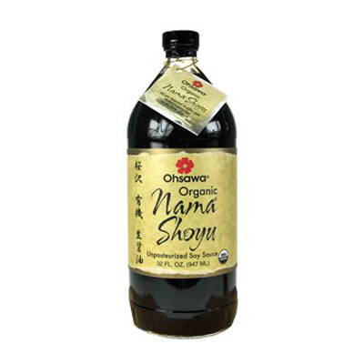 My favorite soy sauce.