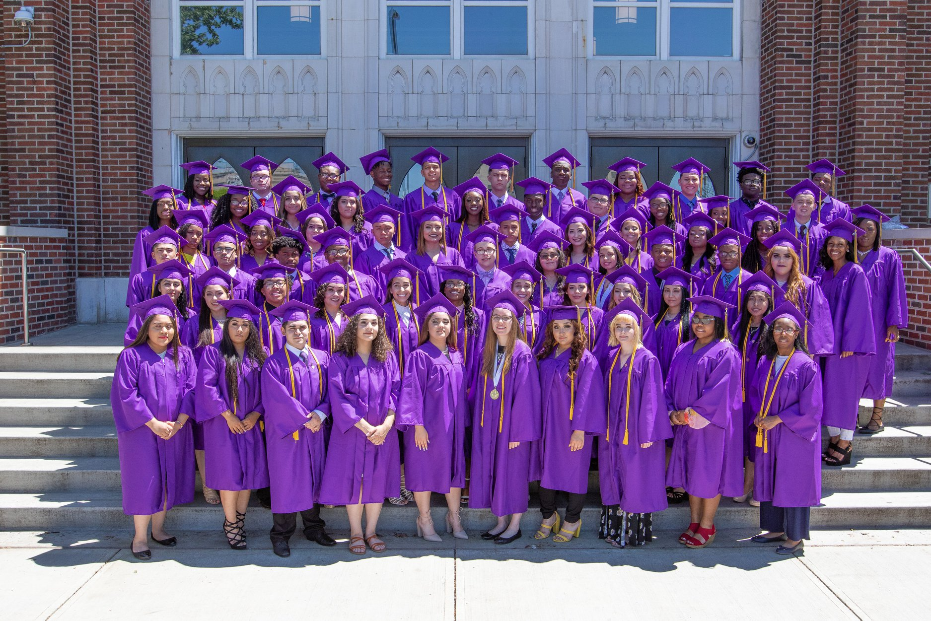 Graduating Class of 2018   Cristo Rey Kansas City High School