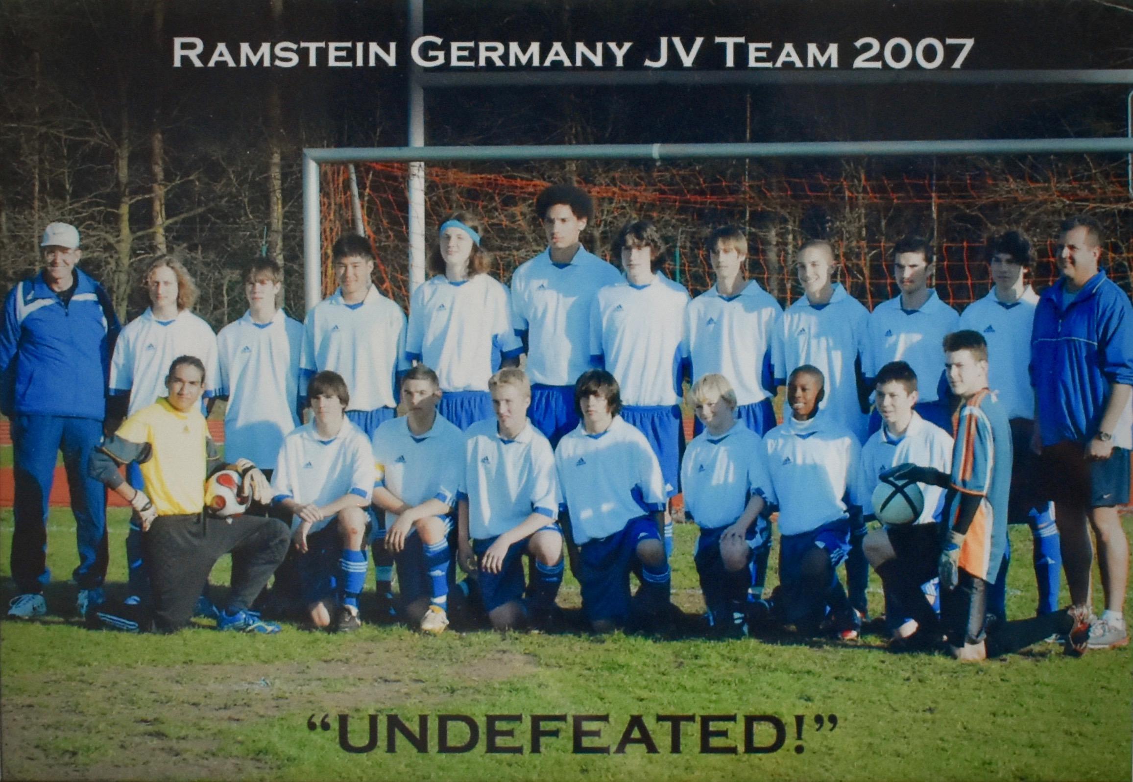 The Good Ol' Soccer Days