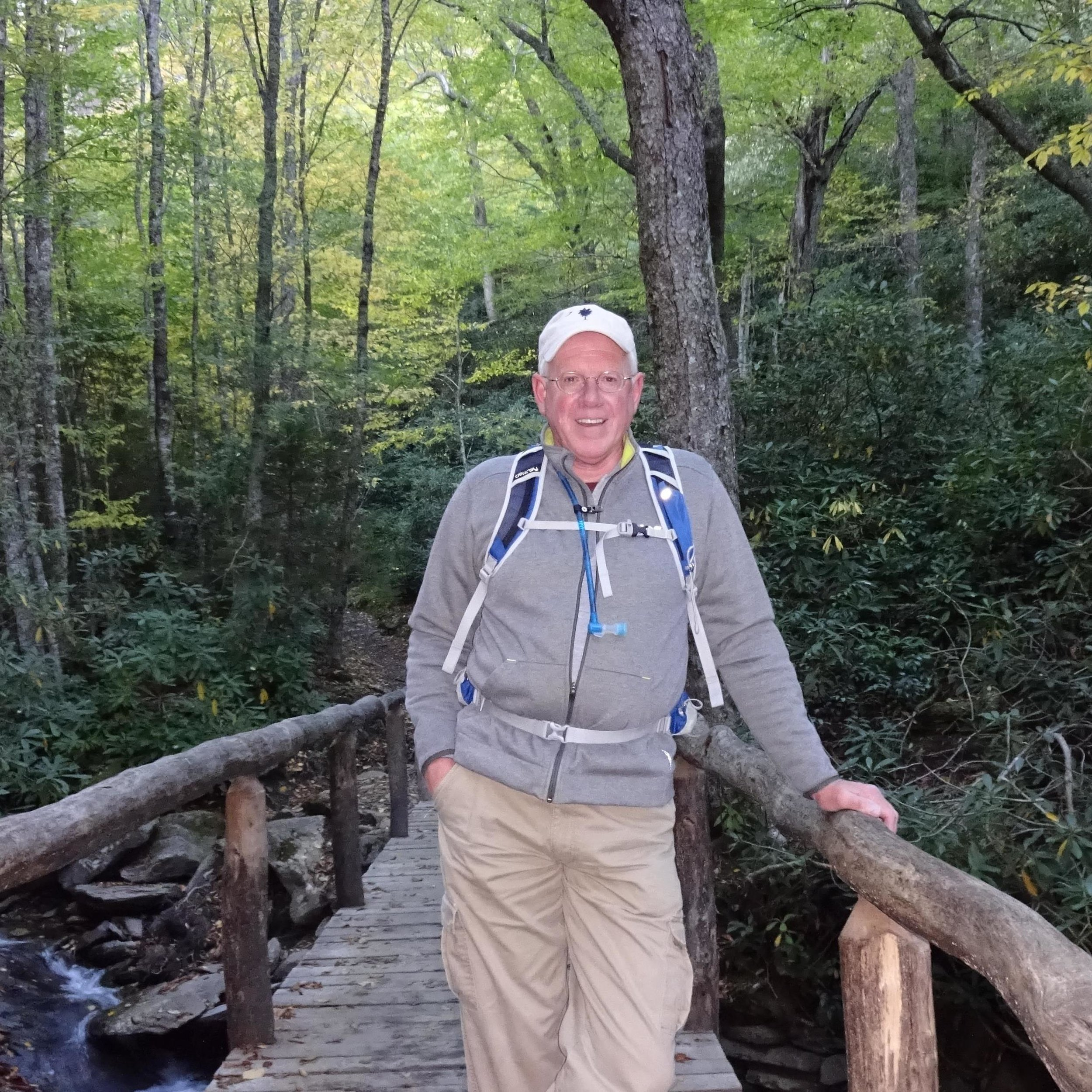 Bill Rasch, Transitional Pastor