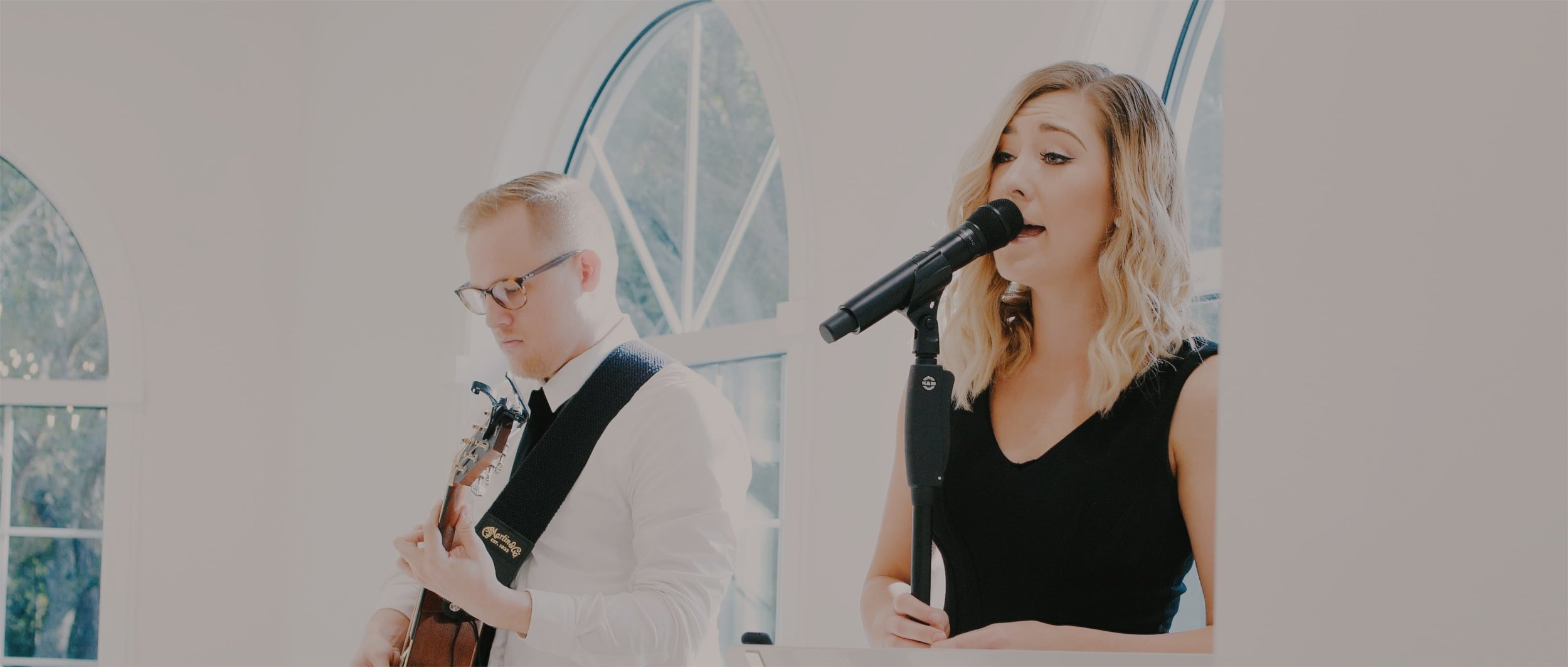 Musicians Perform at Wedding Ceremony