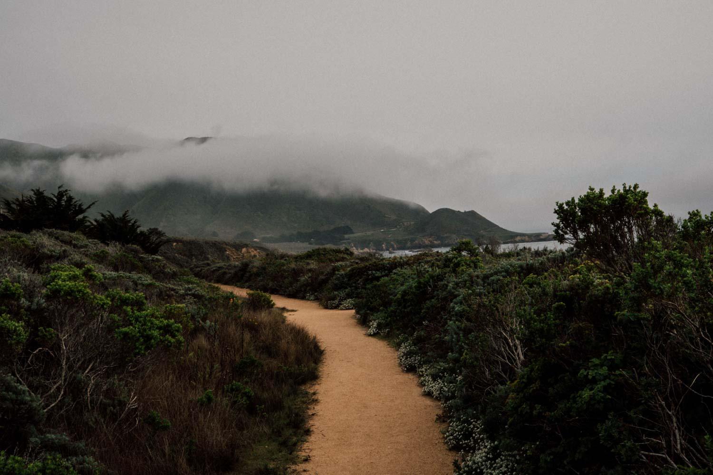 Gloomy Day in Big Sur, California Cliffs.jpg