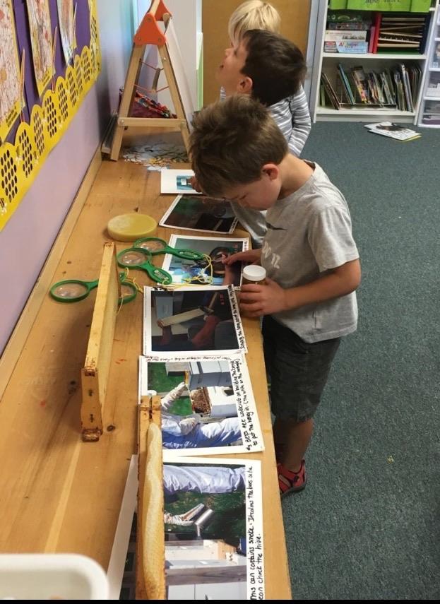 Mrs. Murray's Nursery School - Learning