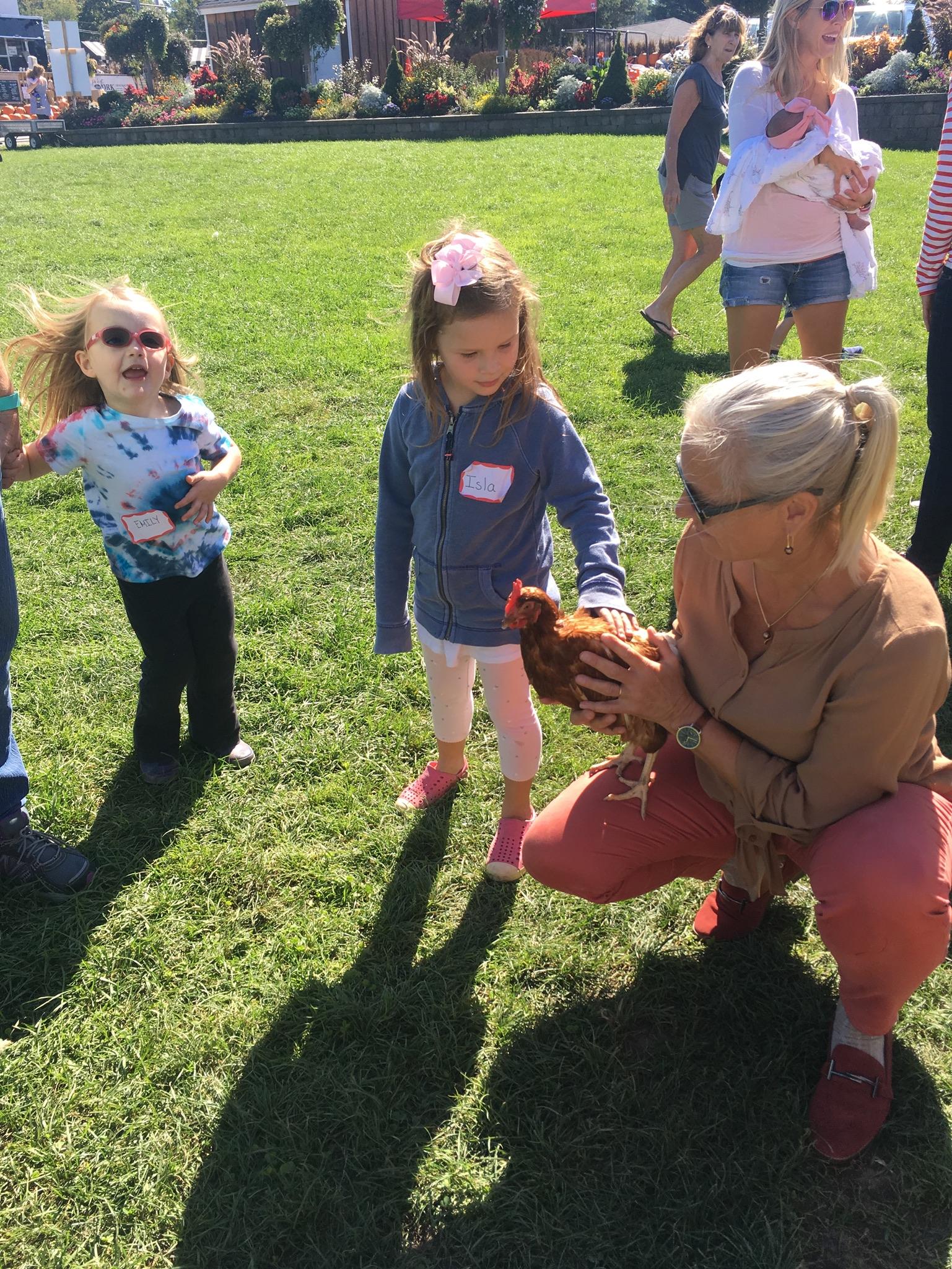 Mrs. Murray's Nursery School - Field Trip