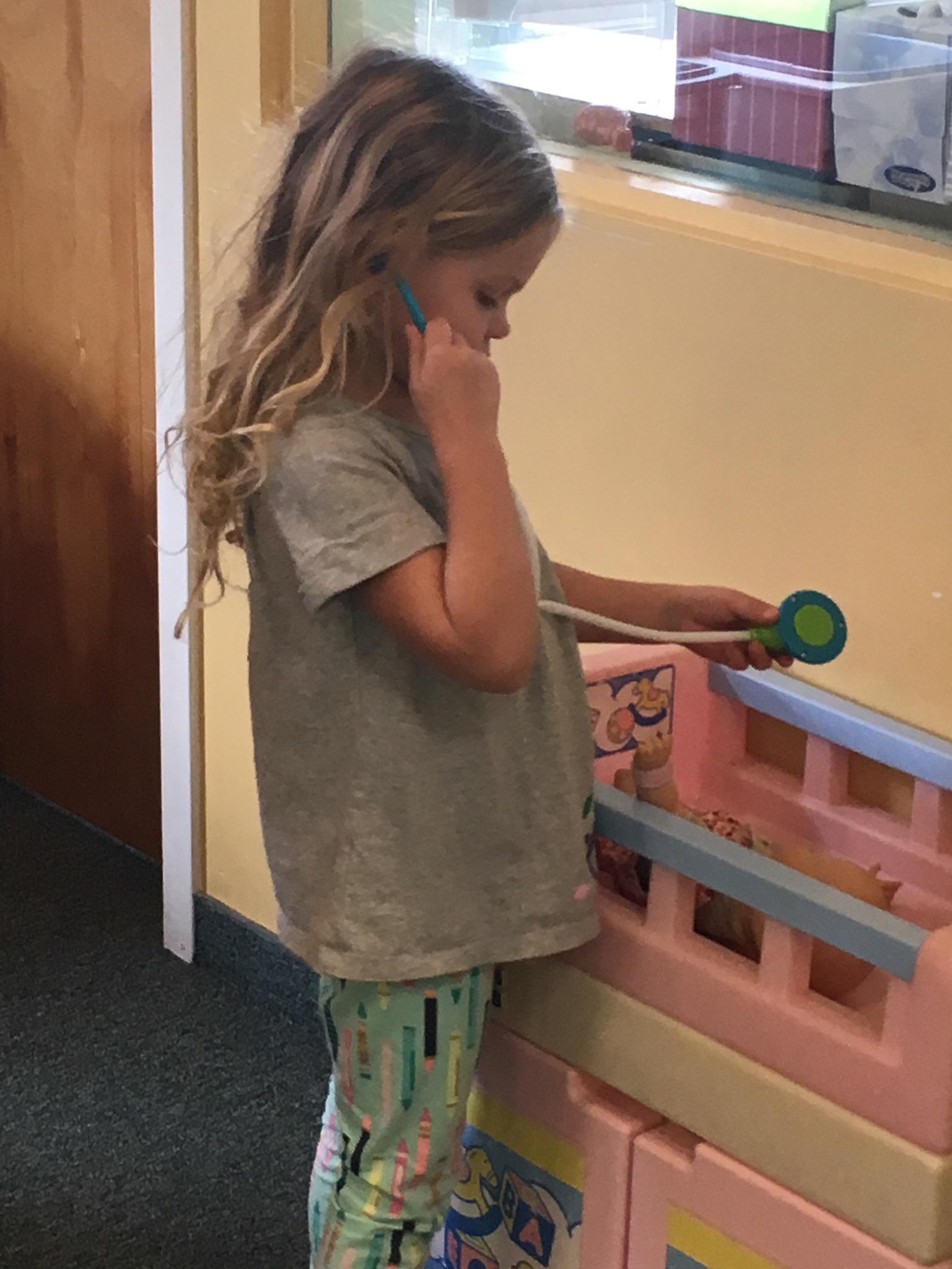 Mrs. Murray's Nursery School - Playtime