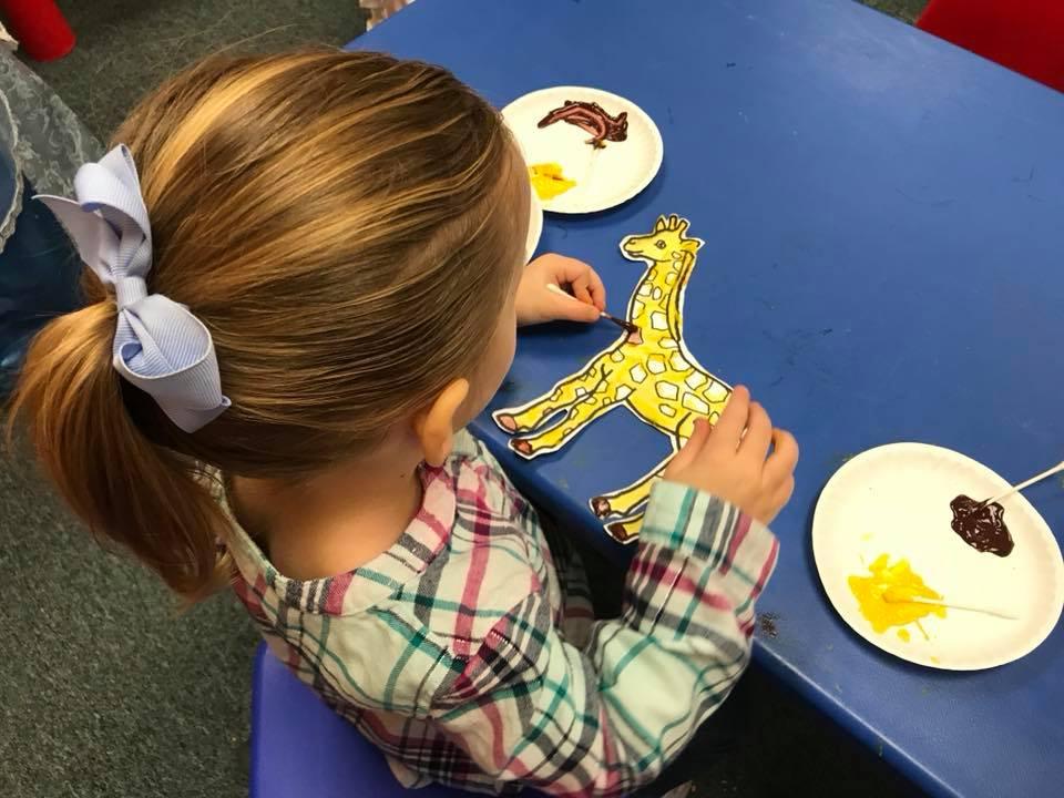 Mrs. Murray's Nursery School - Craft Time