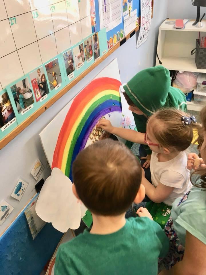 Mrs. Murray's Nursery School - Group Time