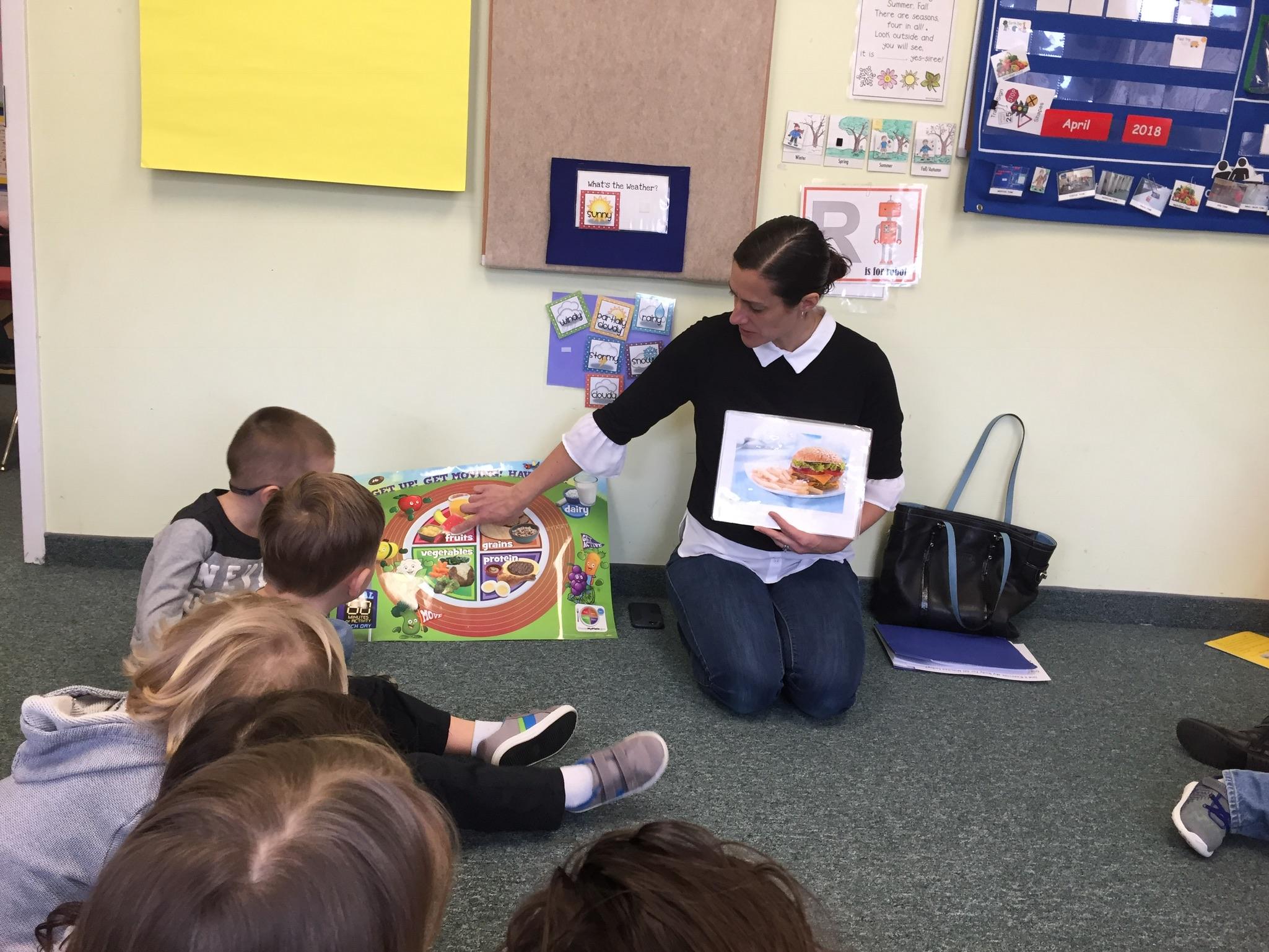 Mrs. Murray's Nursery School - Show and Tell