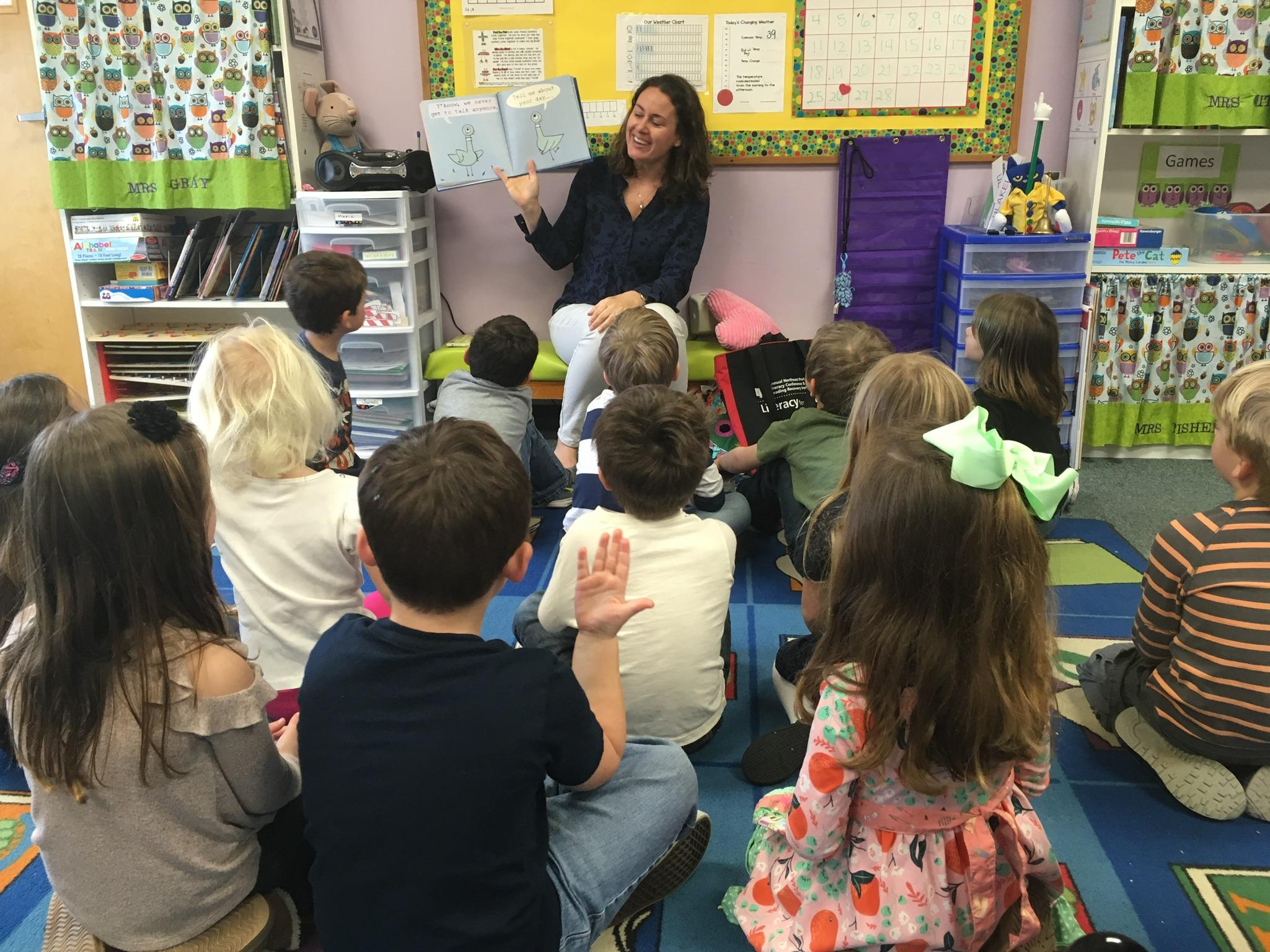 Mrs. Murray's Nursery School - Parent Volunteer