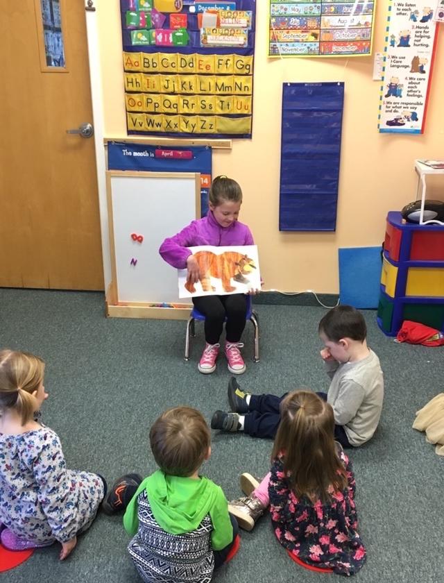 Mrs. Murray's Nursery School - Reading