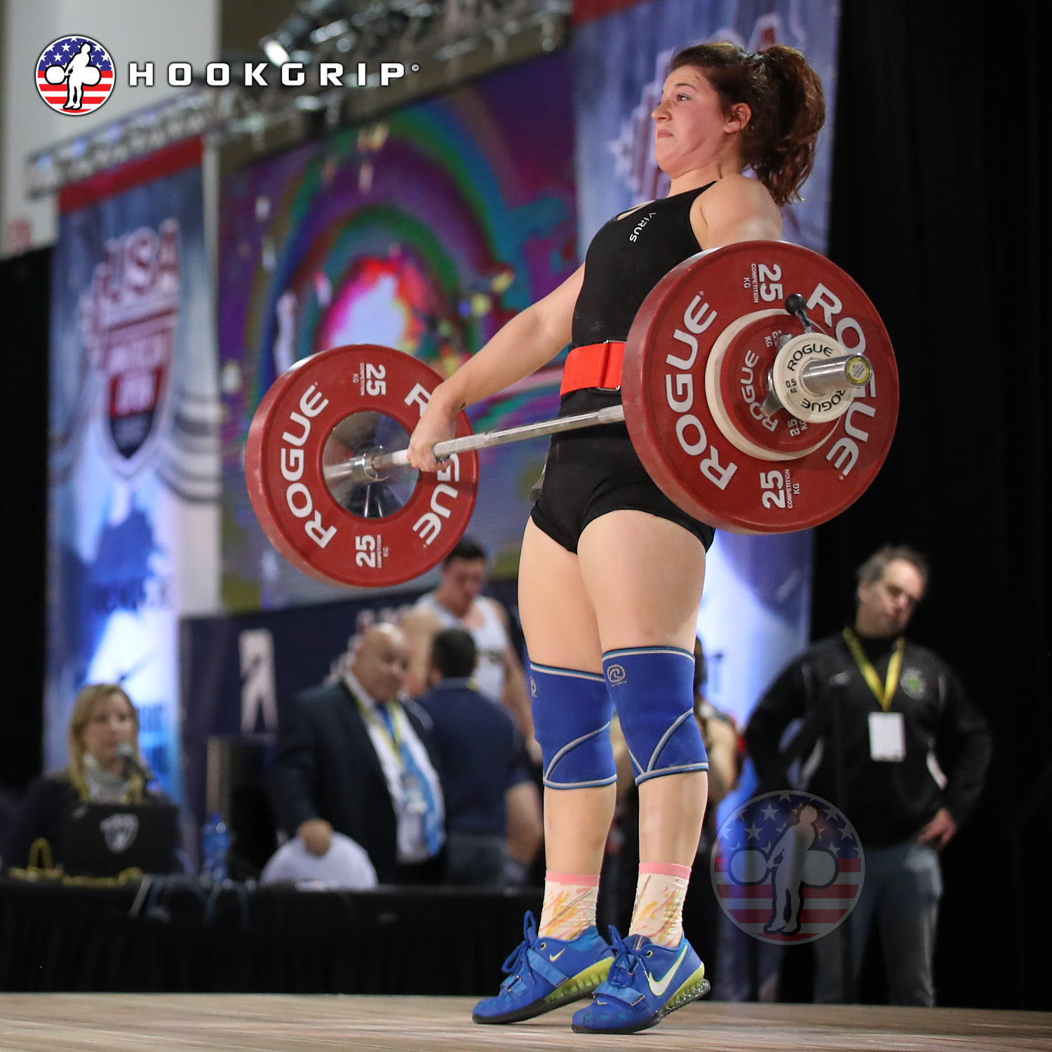 Weightlifting Team / Gym Membership - Includes gym access during open hours, daily weightlifting programming and coaching at local and national meets.