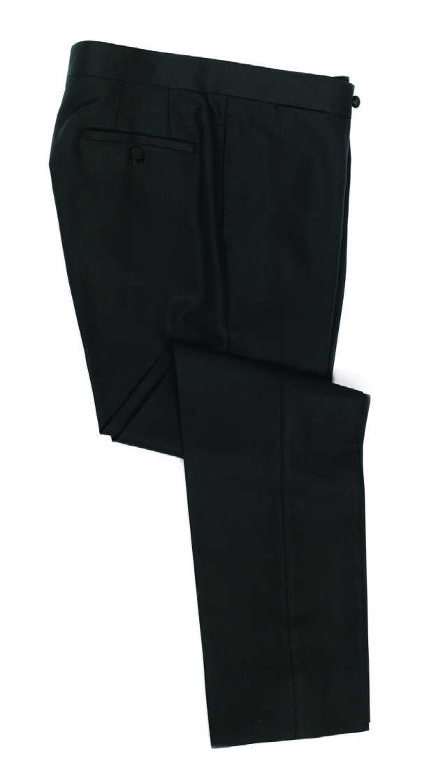 "The perfect ""dressy"" black trouser   Great with button down shirts, sweaters and a variety of jackets. $1255.00"