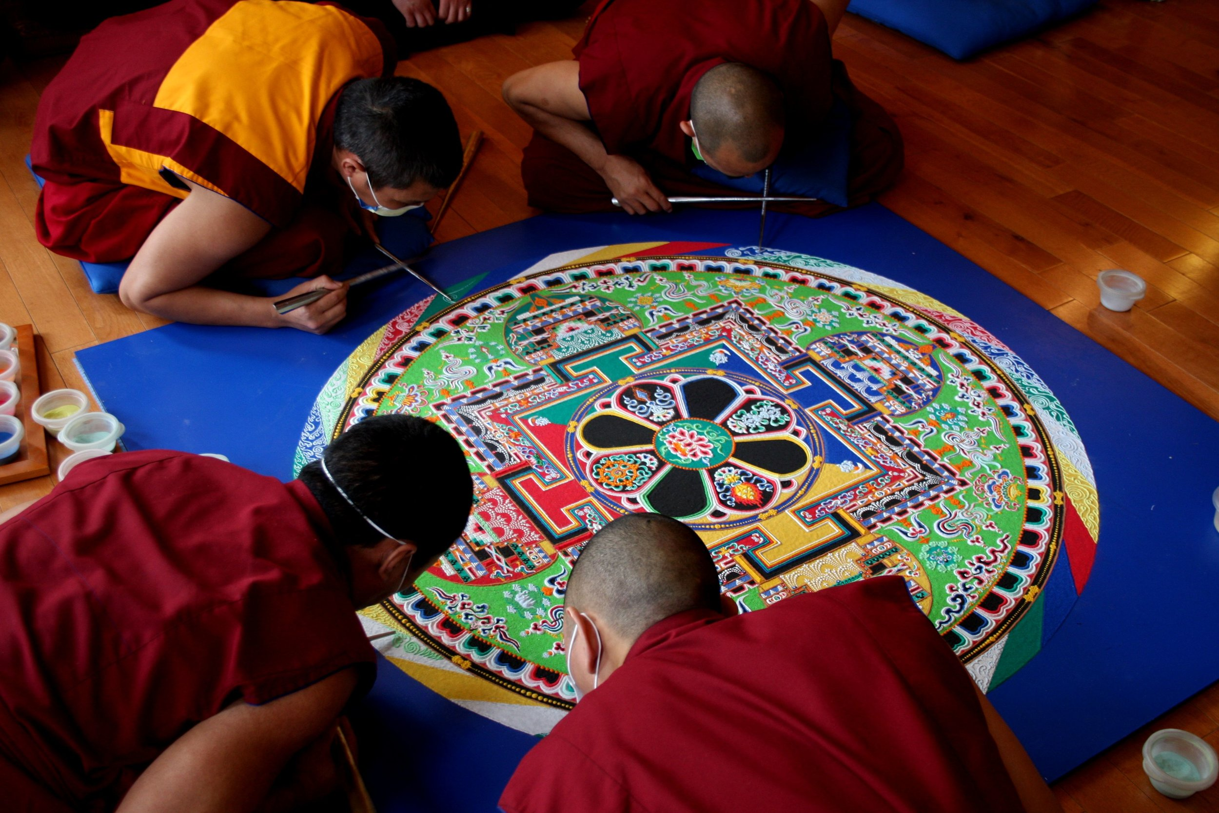 4 Making Sand Mandala-Great.JPG