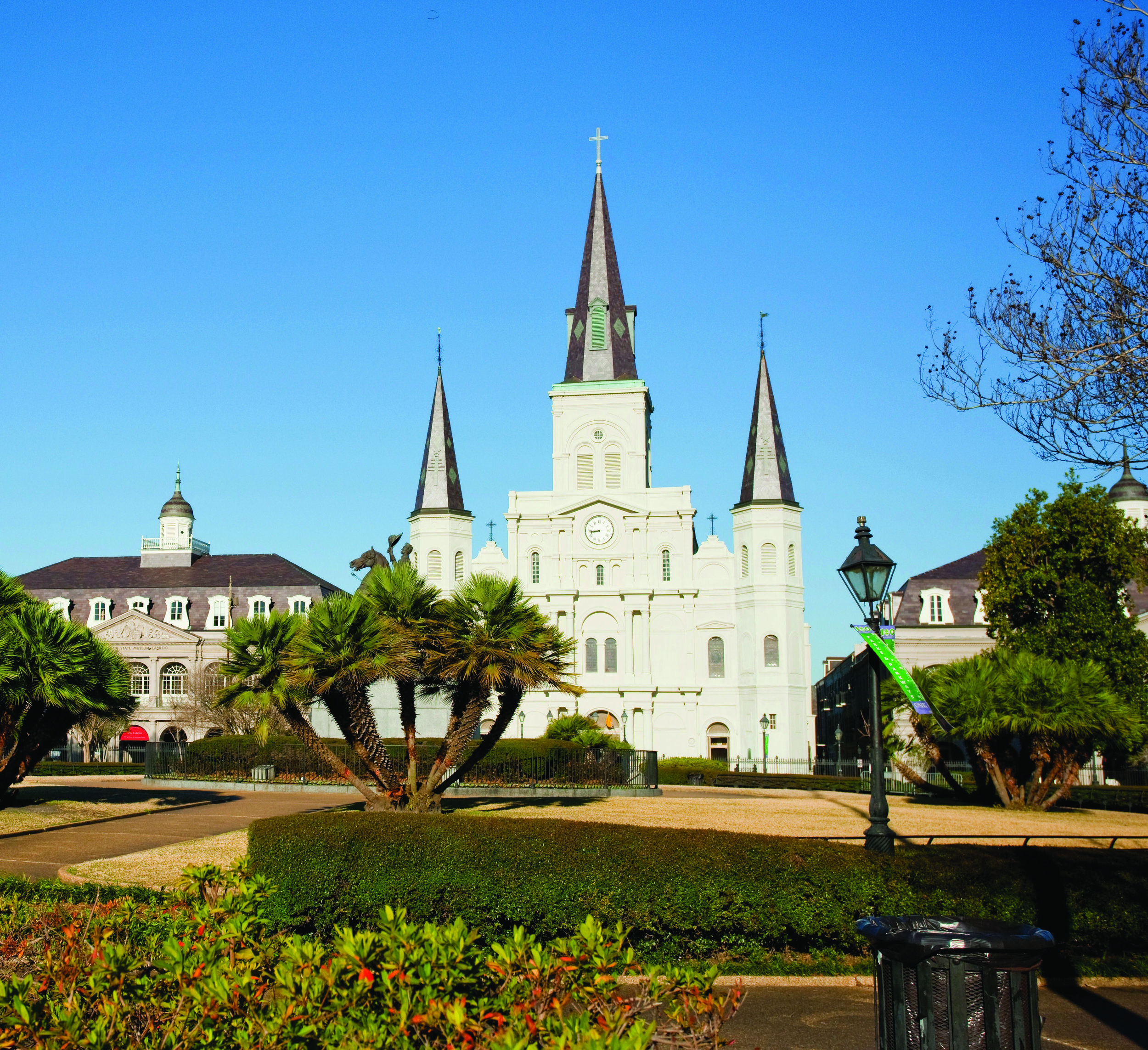 New Orleans - Celebrating Life, Music and Fine Cuisinein the Big Easy