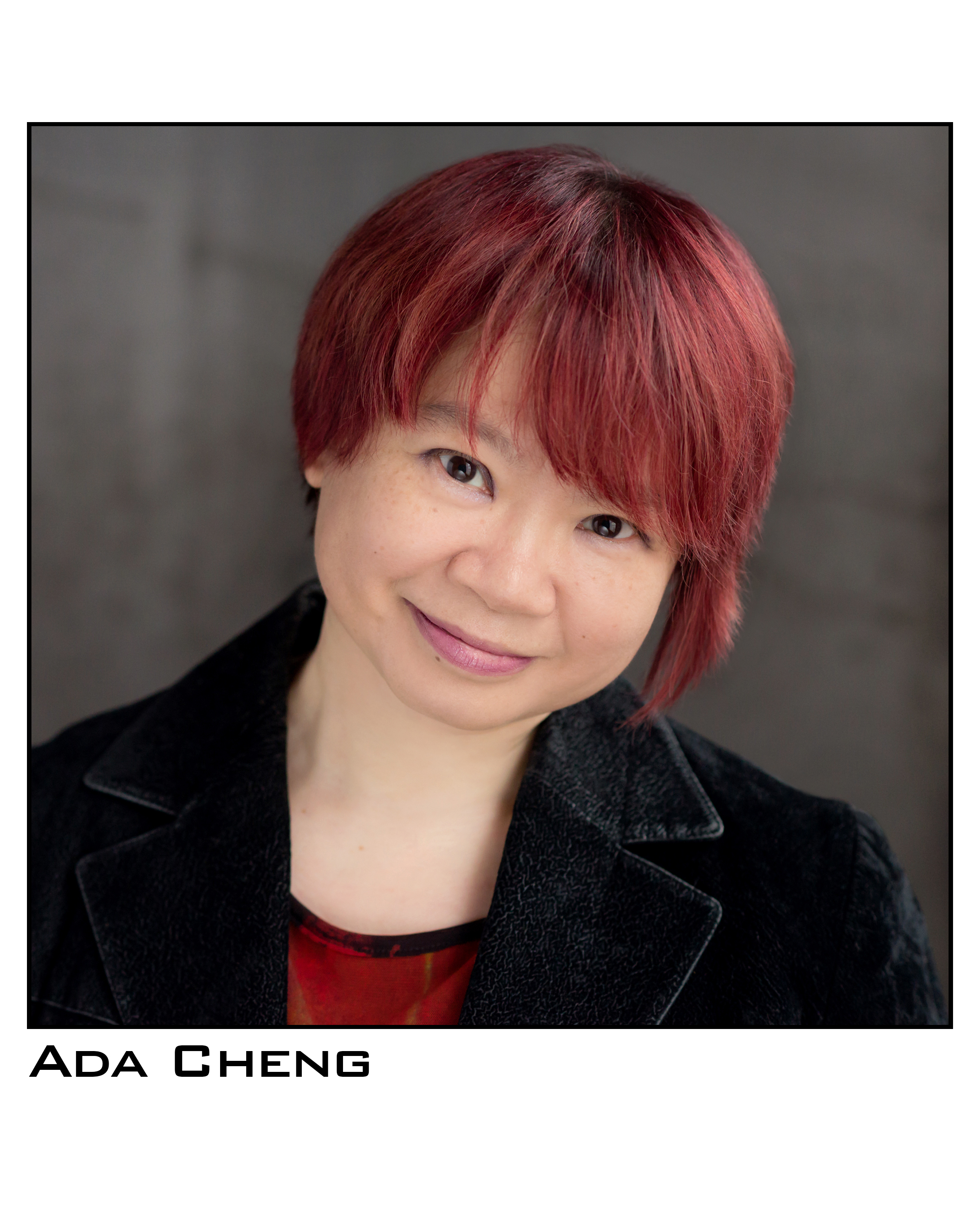 Ada Cheng - Ada Cheng is a professor-turned storyteller and performing artist. She is also the producer and host of the show Am I Man Enough?: A Storytelling/Podcasting Show, where people tell personal stories to critically examine the culture of toxic masculinity and the construction of masculinity and manhood. Her motto: Make your life the best story you tell.