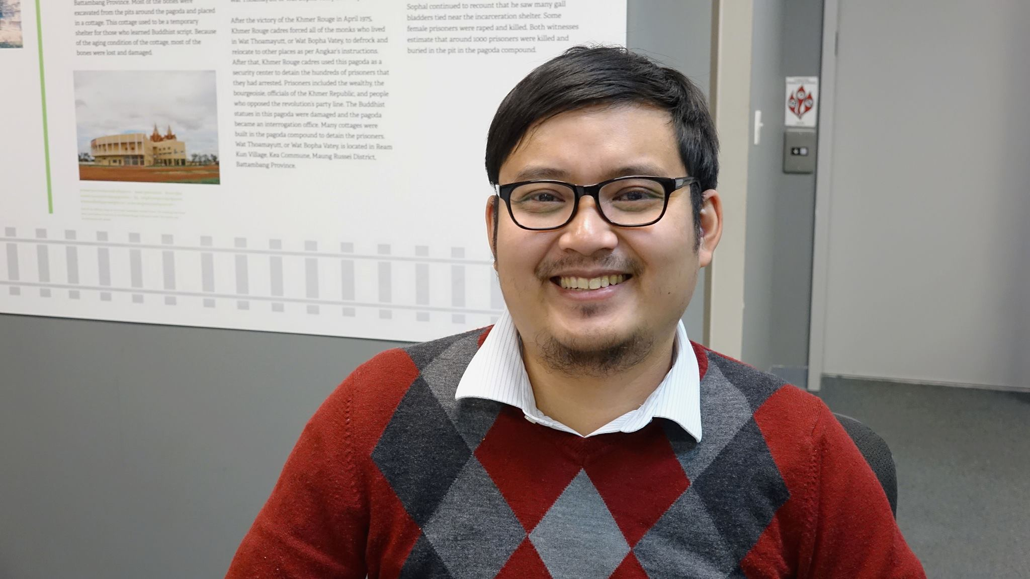 Randy Kim - Randy Kim is a queer Southeast Asian-American from the Chicagoland area, born to parents that were former refugees (my dad from Cambodia, and my mom from Vietnam). He currently serves as a board member with the National Cambodian Heritage Museum. Follow him on social media @Randall_Kimball