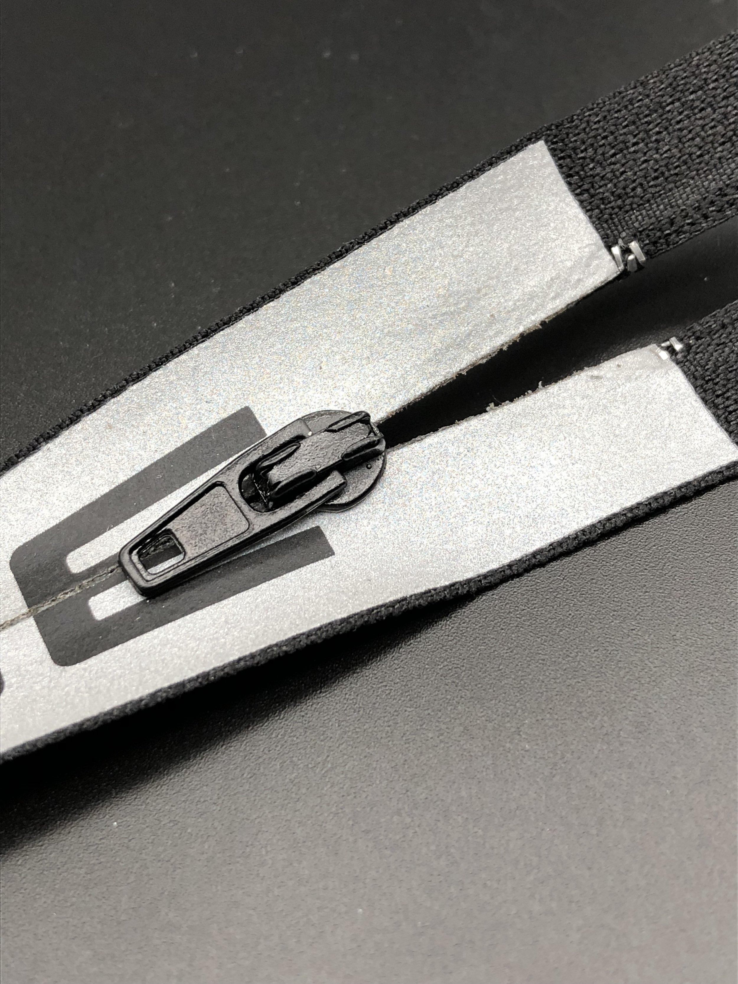 Reflective Zipper
