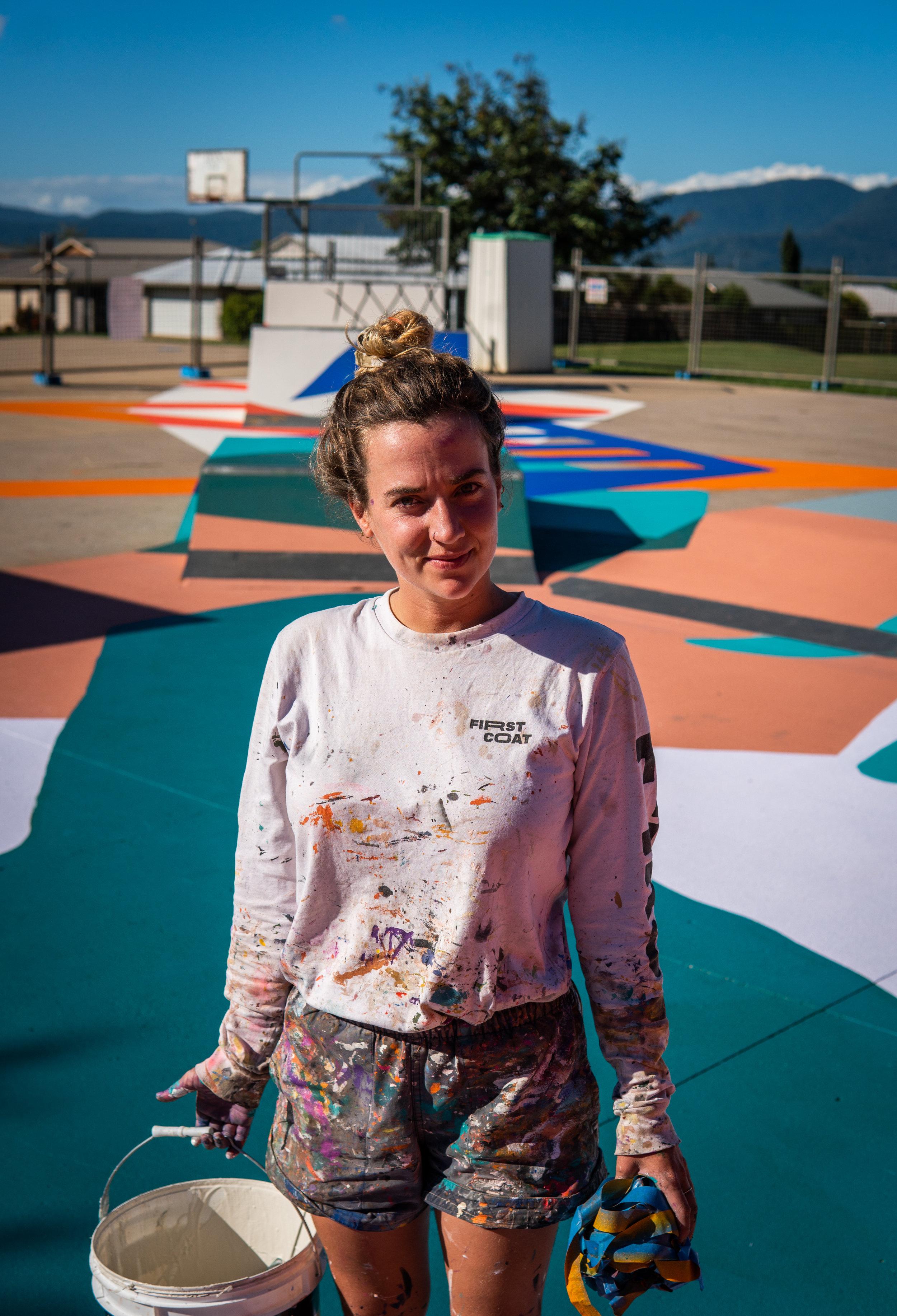 Bronte Naylor - Kendrick Skate Park Cairns