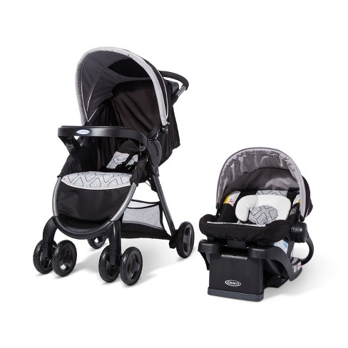 - Graco FastAction SE Travel System
