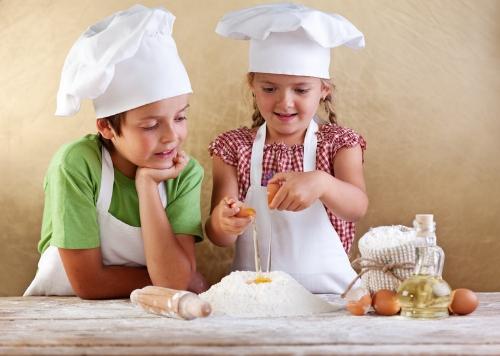 Kid-Friendly Afternoon Snacks -