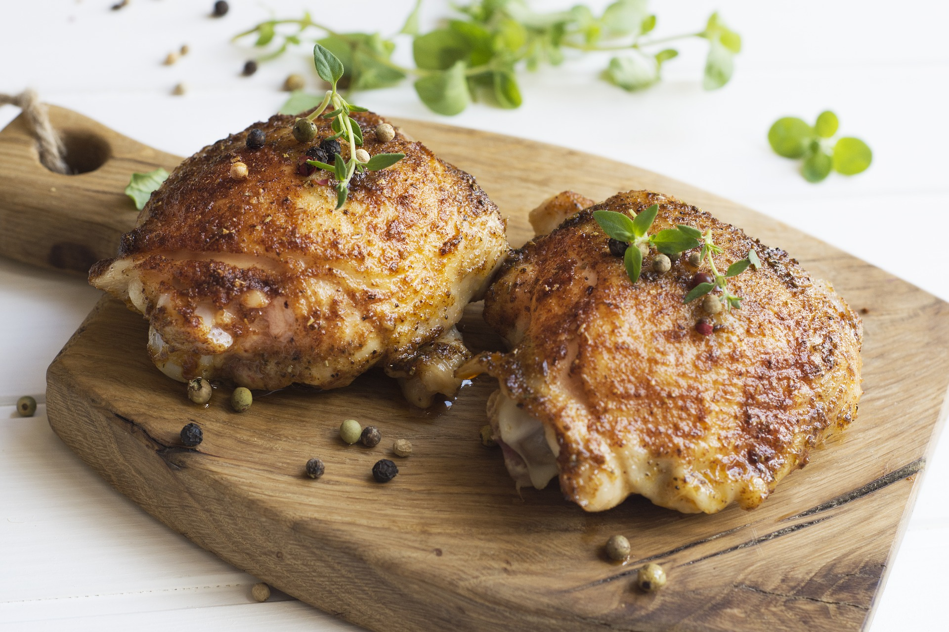 low-carb-baked-breaded-chicken