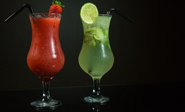 strawberry-orange-moctail