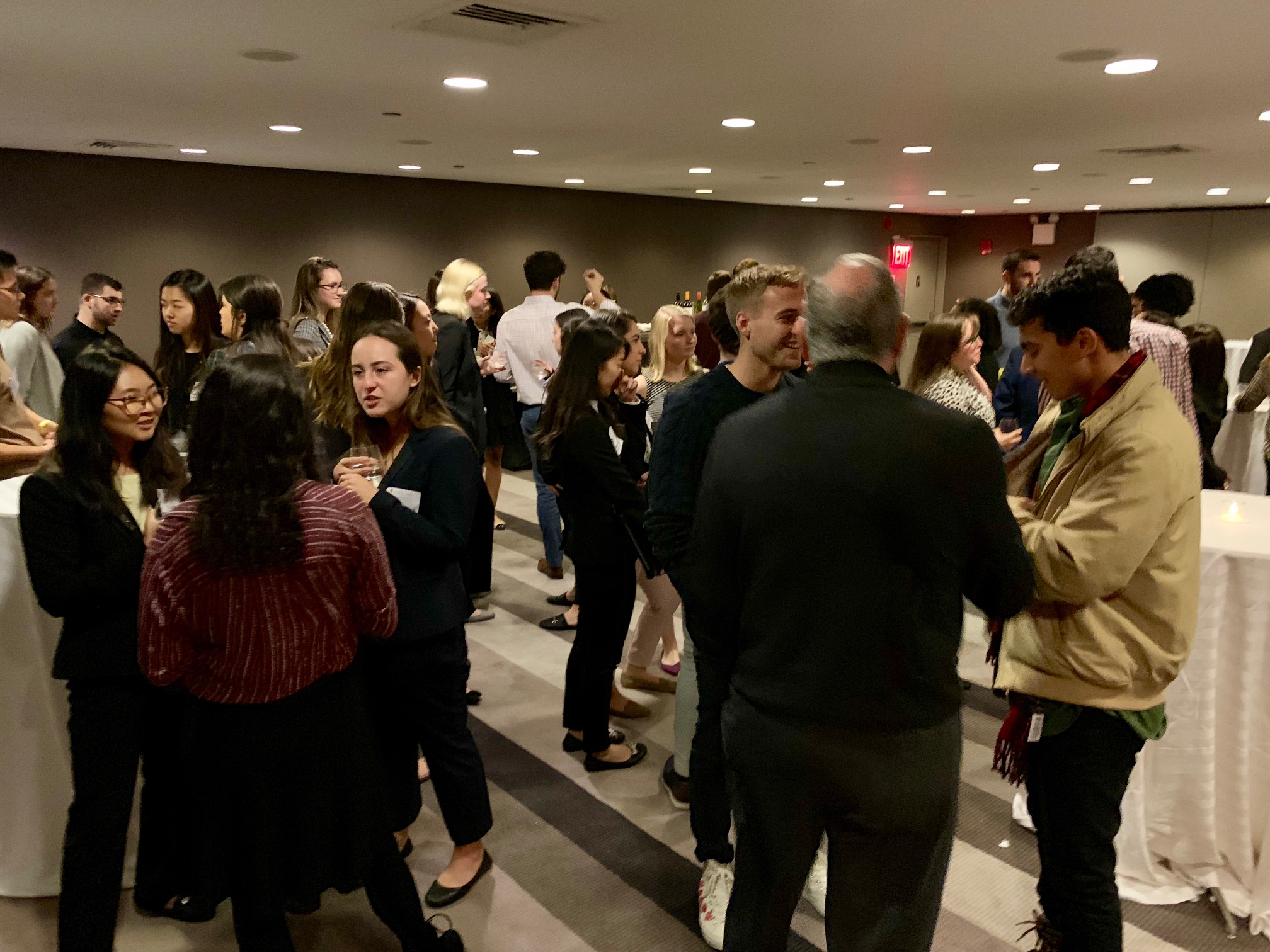 SDF networking event