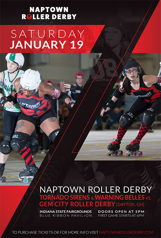 January 19, 2019 - Naptown vs. Gem City