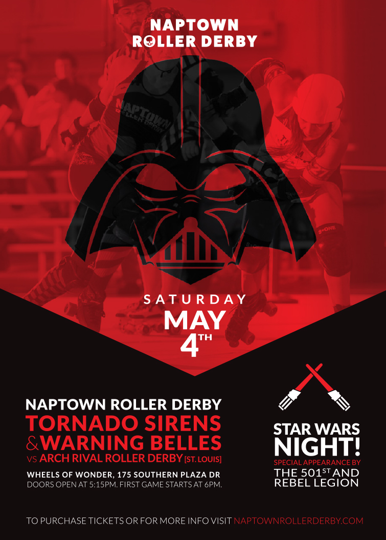 May 4, 2019 - Naptown Home Bout 4