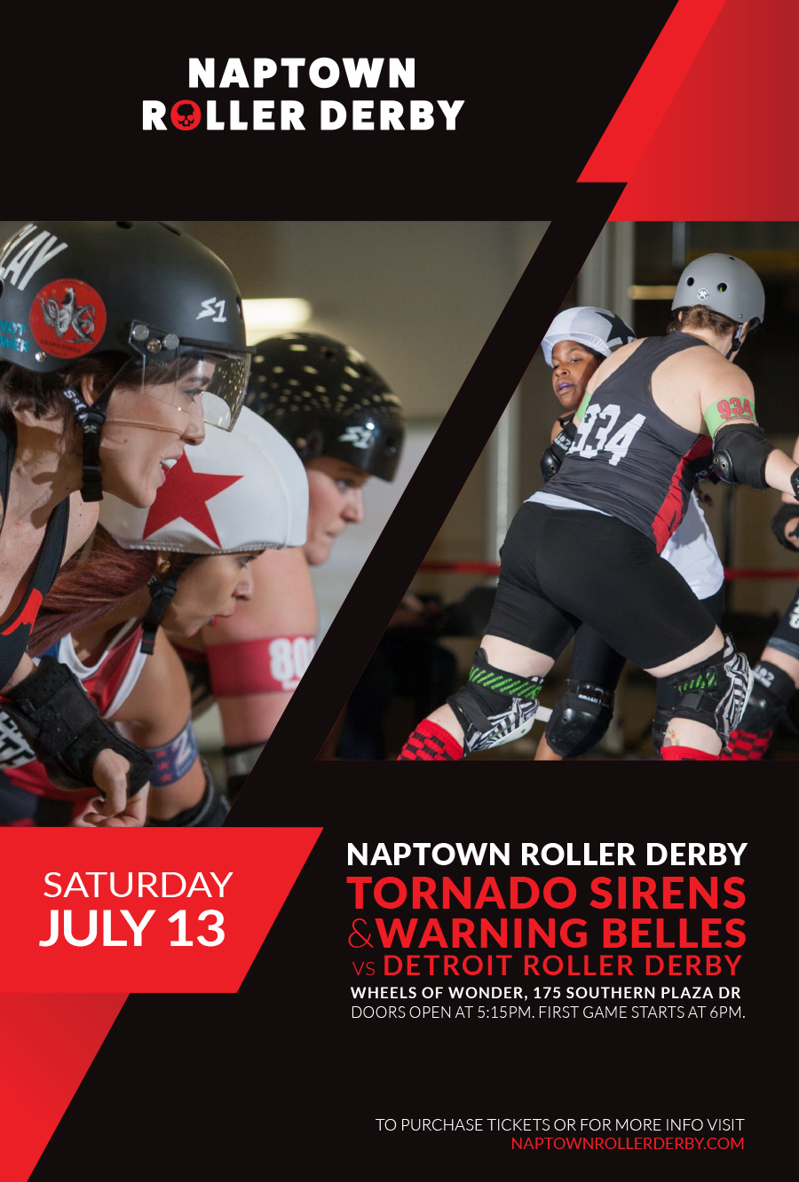 July 13, 2019 - Naptown Home Bout 6